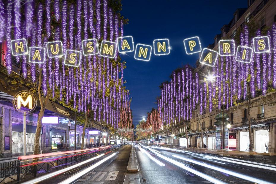 L'association Haussmann Paris rassemble onze enseigne du quartier pour revivifier le commerce dans la zone.