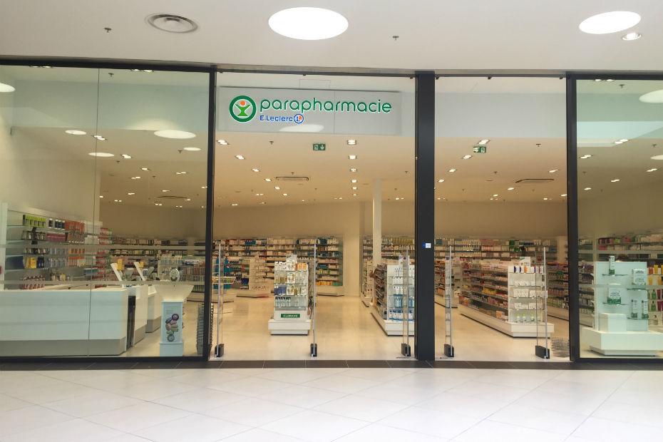 Les parapharmacies E.Leclerc lancent leur site...