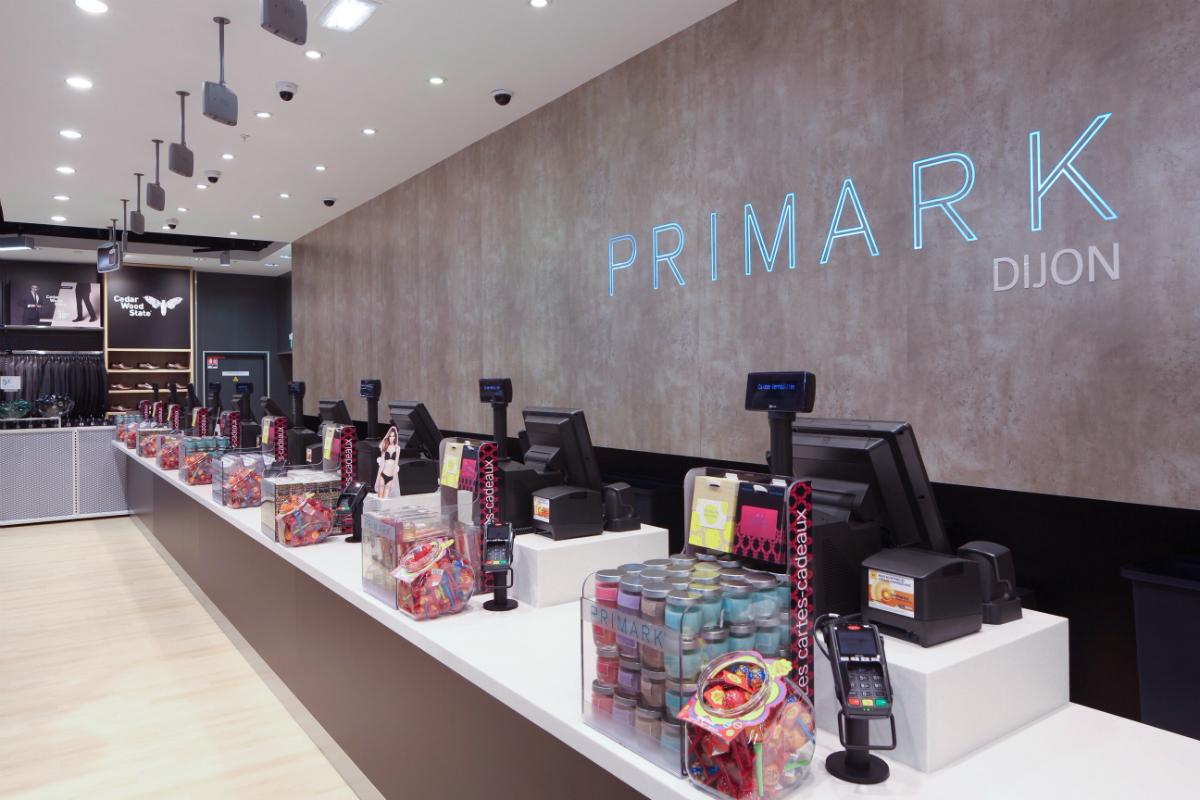 Primark ouvre son huiti me magasin fran ais textile - Magasin deco part dieu ...
