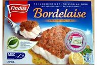 Poisson à la Bordelaise Findus