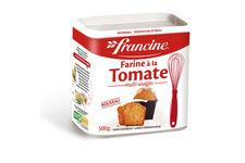 Farine à la tomate de Francine