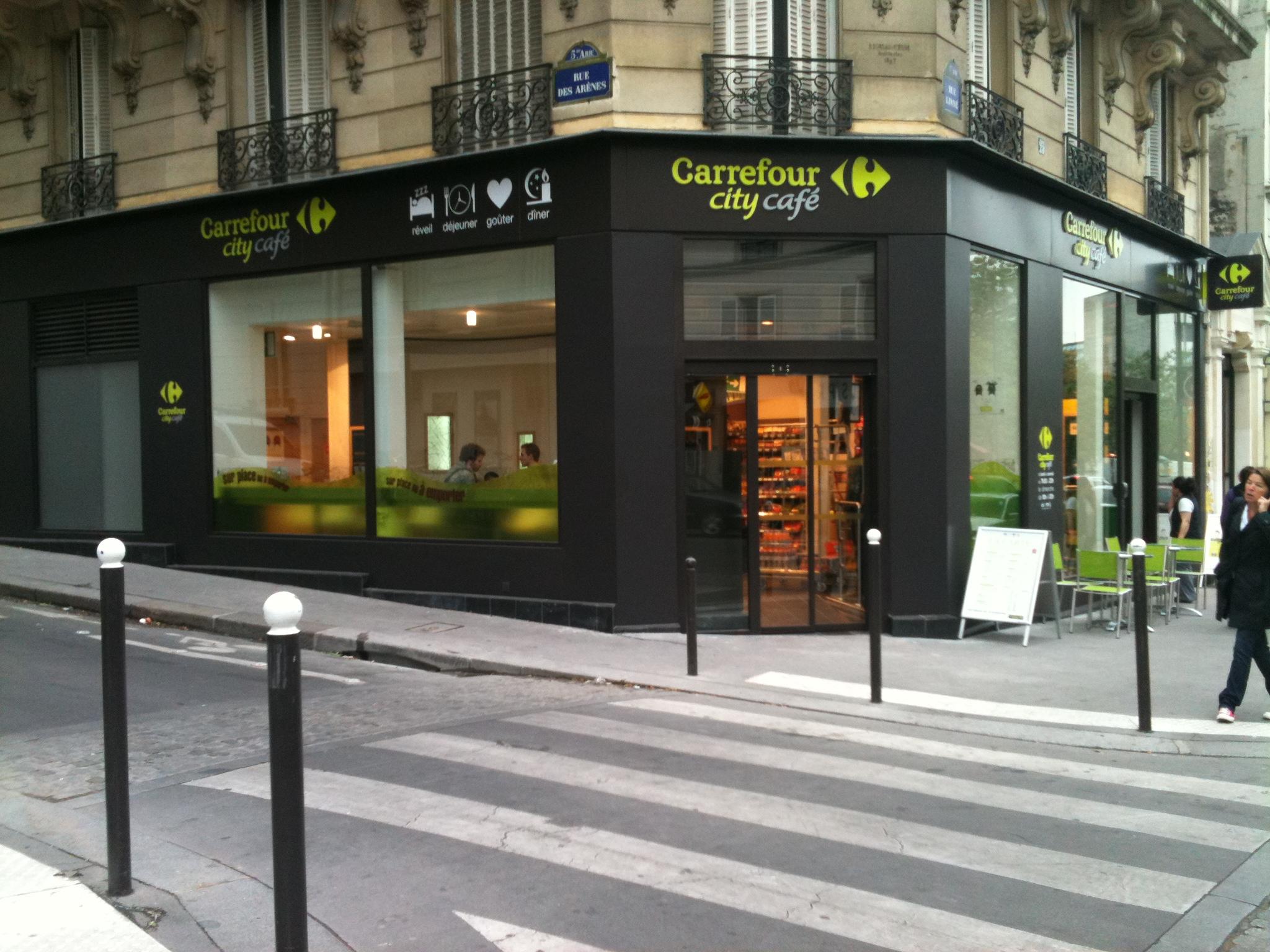 Publicite Cafe Paris