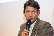 Pierre-Yves Escarpit, directeur des opérations de Cdiscount, lors du Forum  LSARetailTech du d2ecae1caa1