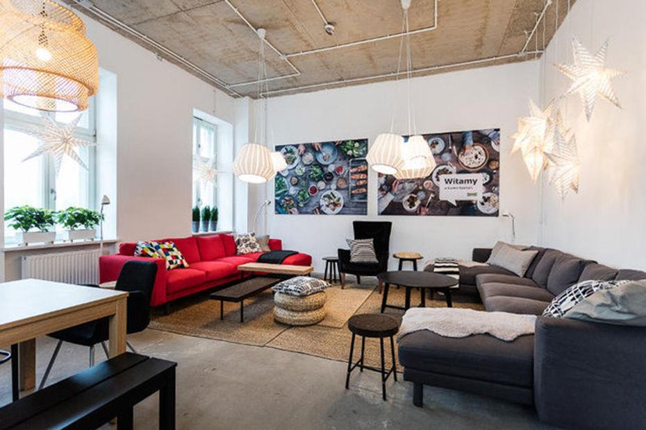 ikea kuchnia la cuisine en live test e par. Black Bedroom Furniture Sets. Home Design Ideas