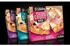 Pizza Crust aux bords gratinés de Sodebo