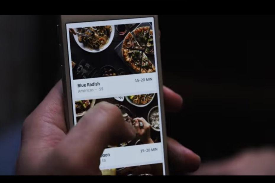 Comment Uber va s'emparer de la Food Tech