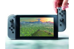 Nintendo Switch, à la fois console portable et de salon