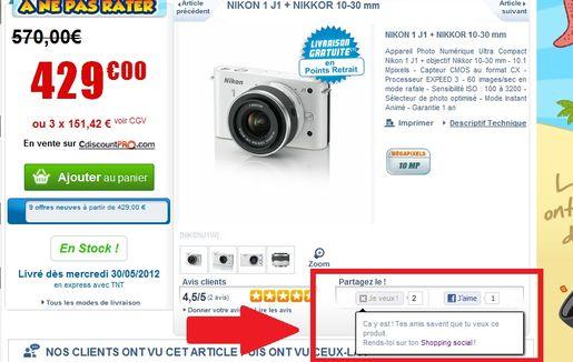 Digital retail   Cdiscount, La Redoute, commerce électronique c99063317dcb