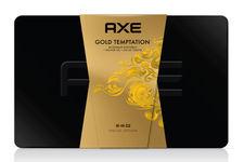 Coffret Gold Temptation d'Axe