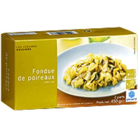 Fondue de poireaux de picard - Poireaux a repiquer vente ...