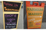A Washington, les Farmers Markets sont rois !