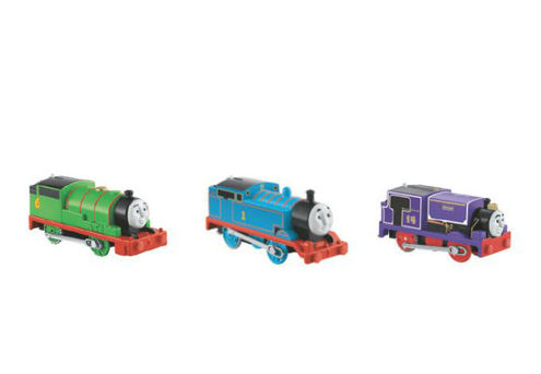 Mattel sort du train train avec sa licence loisirs culture - Train thomas et ses amis ...