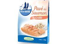 Pavé de Saumon grillé Citron & Aneth Petit Navire