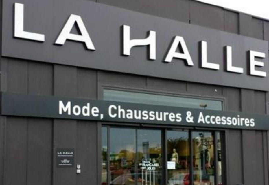genuine shoes lower price with new high News et infos de l'enseigne de mode La Halle ! sur LSA Conso