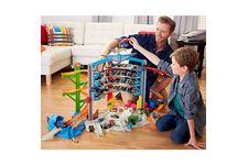 Le garage géant HotWheel de Mattel