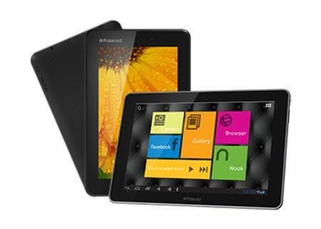 tablette low cost polaroid m10. Black Bedroom Furniture Sets. Home Design Ideas