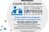 retrait express casto
