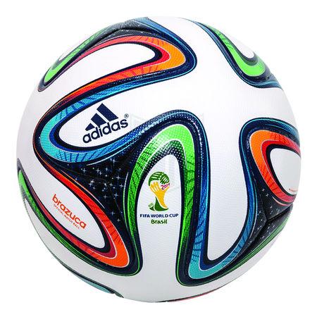 Brazuca le ballon officiel de la coupe du monde 2014 - Ballon de la coupe du monde 2014 ...
