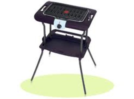 barbecue electrique sur pieds easy grill n pack thermo spot de tefal. Black Bedroom Furniture Sets. Home Design Ideas