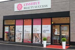 beauty success nouveau concept