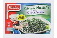 Épinards Hachés à la Crème Findus