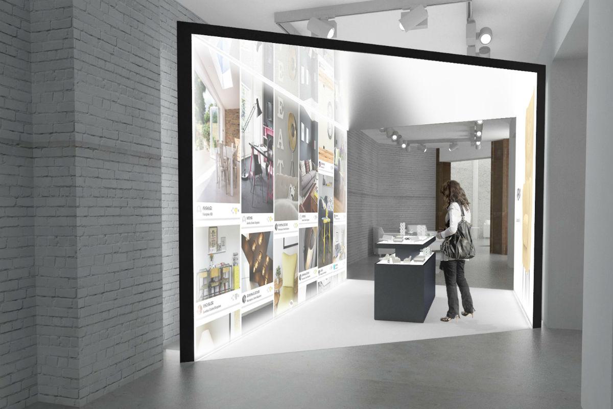 ouvre son plus grand showroom et. Black Bedroom Furniture Sets. Home Design Ideas