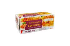 Mini quiches lorraine Auchan