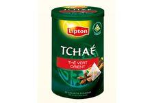 Tchaé Thé vert Orient de Lipton