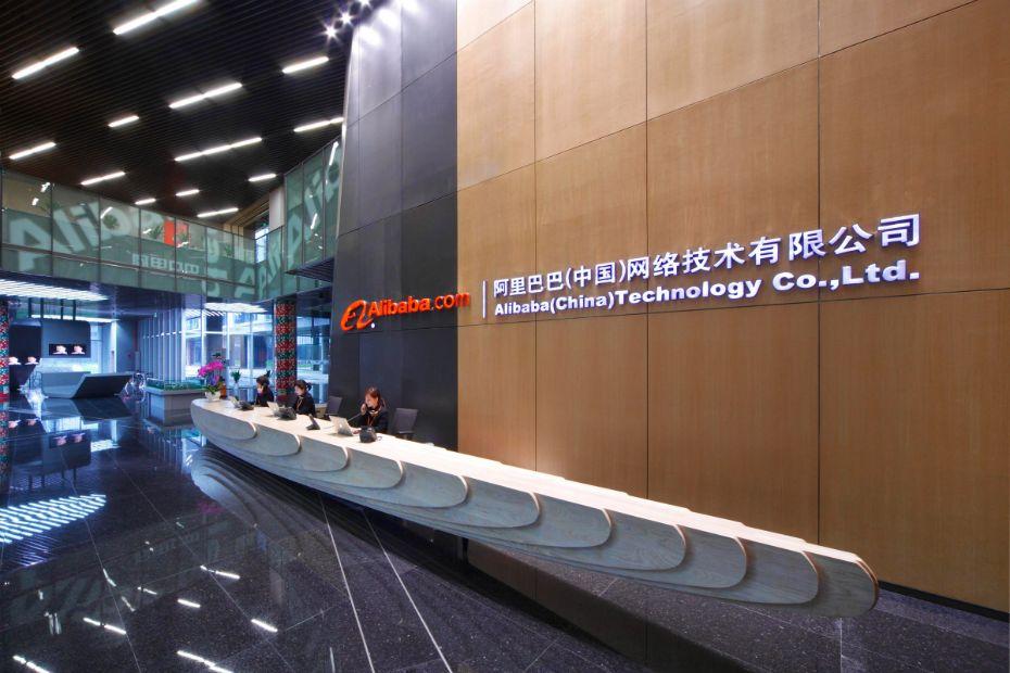 Alibaba choisit un ancien de google et amazon