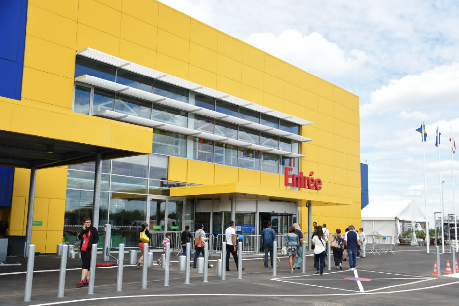 A mulhouse ikea veut se r inventer march maison - Ikea magasin ile de france ...