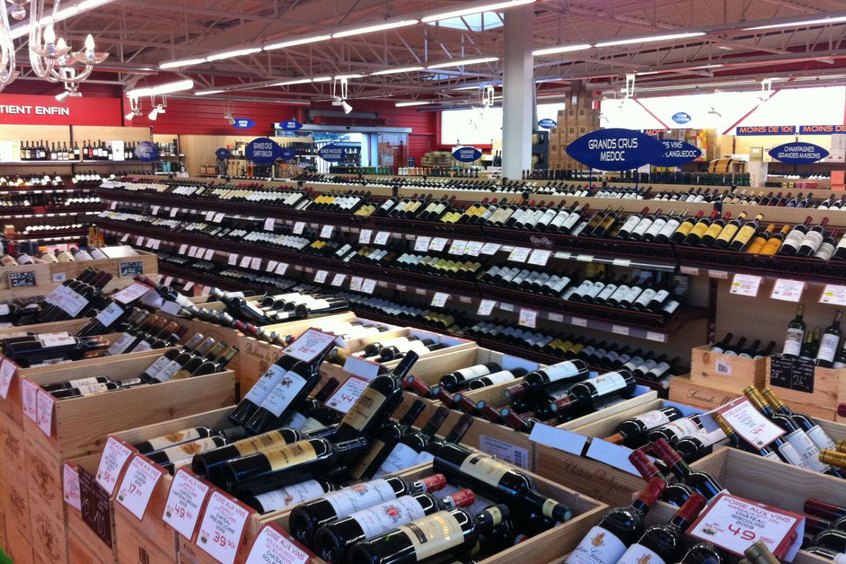 La vignery aura bient t cinq magasins en boissons et for Quoi visiter dans le 78
