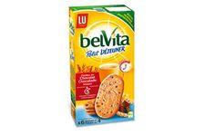 BelVita Petit Déjeuner Pépites de chocolat & 5 céréales complètes de LU