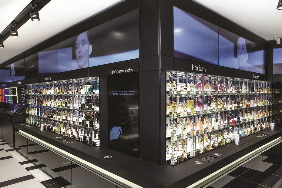 sephora parfums Paris