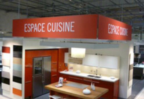 Darty installe ses espaces cuisine chez ses - Espace cuisine darty ...