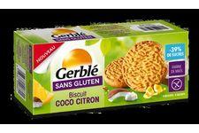 Biscuit Coco Citron de Gerblé Sans Gluten
