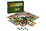 Monopoly The Legend of Zelda de Hasbro