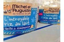 Riz au lait de Michel et Augustin