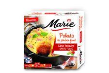 La Nouvelle Gamme De Plats Cuisines De Marie De Marie