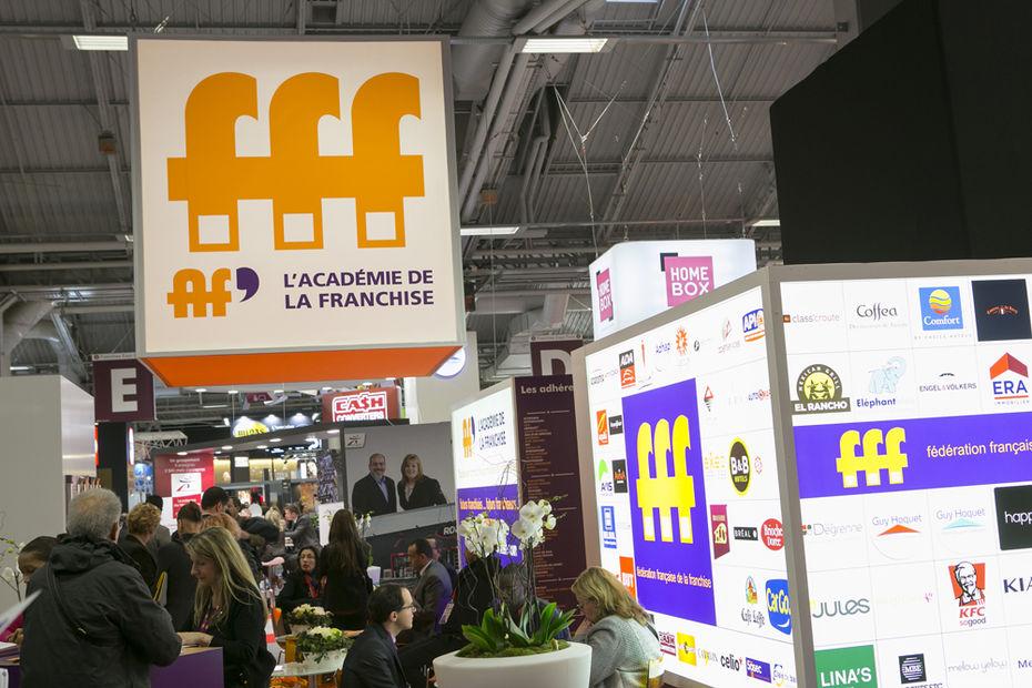 J 5 avant franchise expo paris for Porte de versailles salon franchise