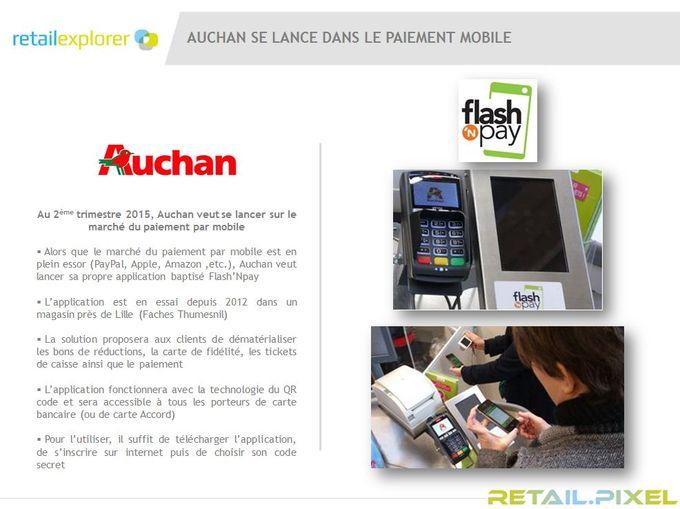 La campagne digitale lsa de la semaine avec auchan - Carte de fidelite auchan fr ...