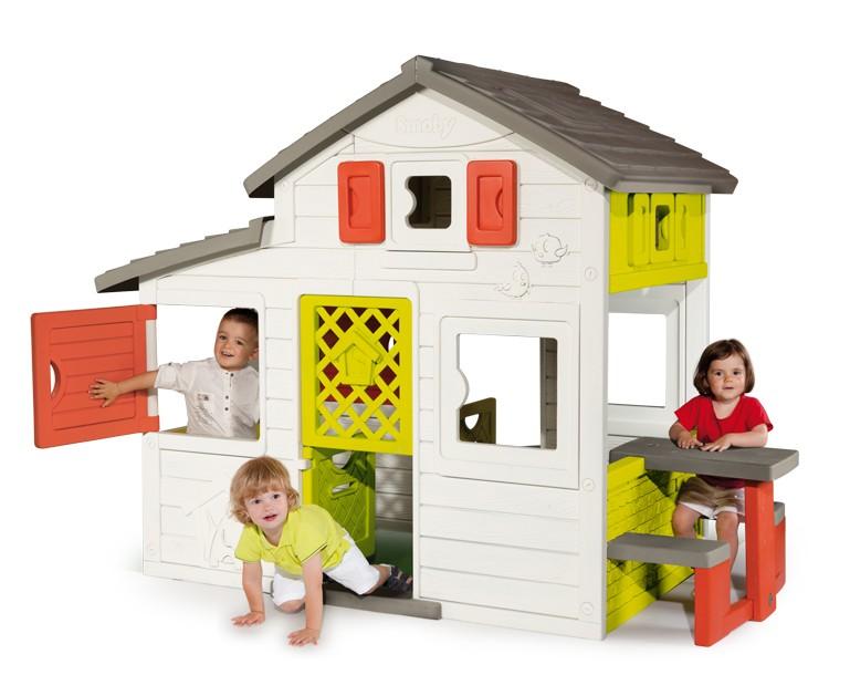 friends house de smoby de smoby toys. Black Bedroom Furniture Sets. Home Design Ideas