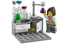 L'Institut de recherches Lego
