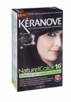 eugne perma lance sous sa marque keranove spcialise sur les soins dermo capillaires une coloration permanente sans ammoniaque en 10 minutes - Coloration Keranove