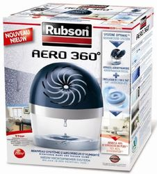 absorbeur aero 360 de rubson. Black Bedroom Furniture Sets. Home Design Ideas