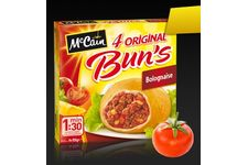 Bun's Bolognaise McCain