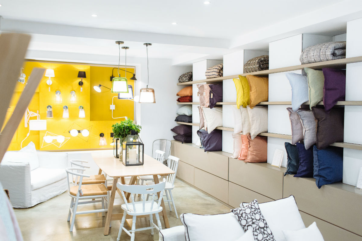 Visite de la boutique am pm paris - Boutique la redoute paris ...