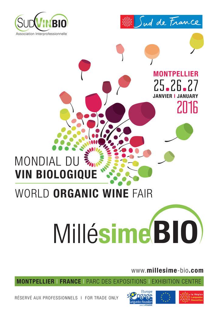 Mill sime bio le salon mondial des vins for Salon bio montpellier