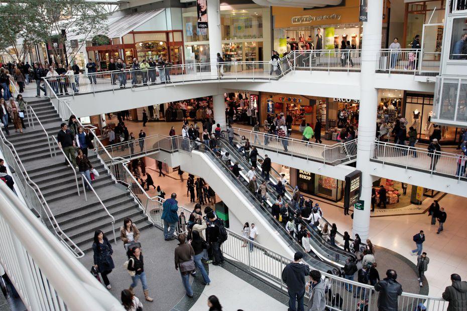 Black friday 50 7 milliards de dollars enqu tes for Centre commercial grand tour