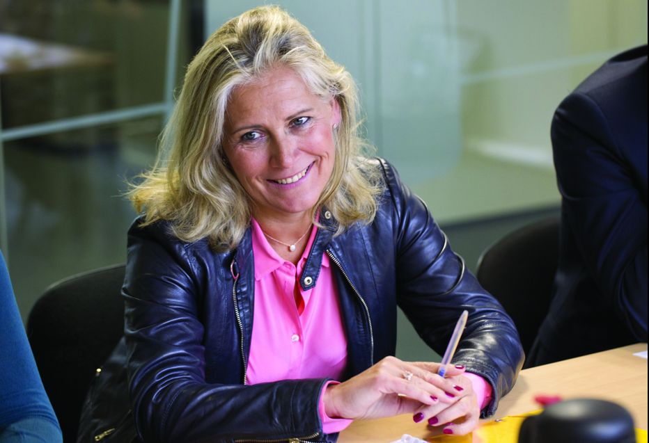 Véronique Laury, CEO de Kingfisher, invitée de la rédaction de LSA