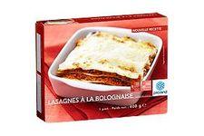 Lasagnes à la bolognaise Picard